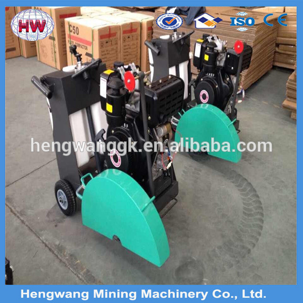 Adjustable Cutting Blade Cement Road Concrete Pavement Joint Cleaning Machine