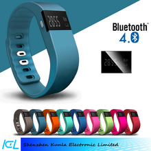 New Hot tw64 Smart sport bracelet tw64 Wristband Fitness Tracker Bluetooth 4.0 Smart Watch for Iphone