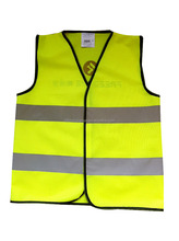 Ansi Reflective Safety Vest ISEA CLASS Chaleco reflectante
