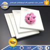 Jinbao 4x8ft 1.22m x1.83m pvc flexible plastic sheet 2mm 3mm 4.5mm