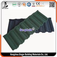Africa Hot Sell Stone Coated Metal Roof Tile With Cheap Price