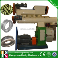 CE approved 2000kg/h high capacity sinking catfish animal feed pellet machine