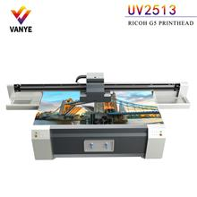 Hot Sale High Quality Digital Fat Bed Leather Uv Printer For Sale