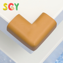 SCYCG001 baby corner guards NBR soft foam cushion protector rubber edge trim baby protection