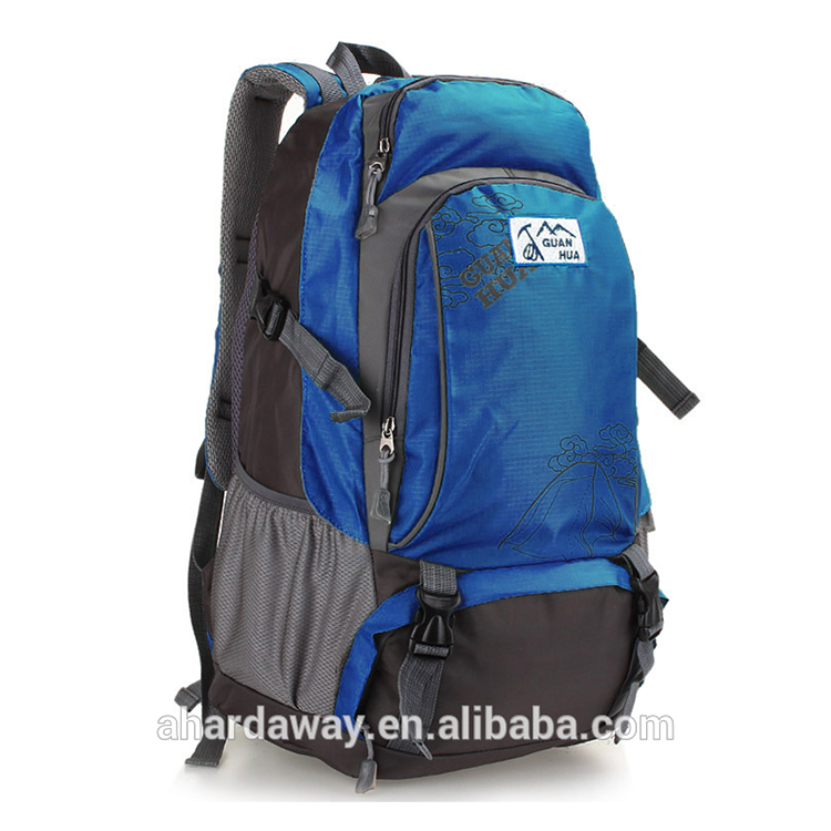 Export simple 600d stylish waterproof backpack