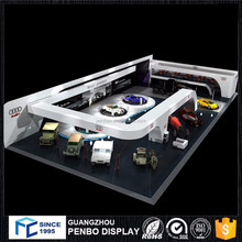 Guangzhou manufacturer sale car showroom design for shop decoration