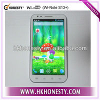 New Arrival Quad Core Smart Phone MTK6589 5.7inch Android Phone Jelly Bean