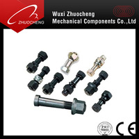 High quality auto car wheel bolt with nut