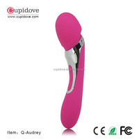 Q-Audrey 7 Modes Rabbit G-spot Vibrating & Rotation Body Massager Vibrator, Sex Toys for Women from cupidove