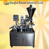 Powder Cups Filling Sealing Machine For