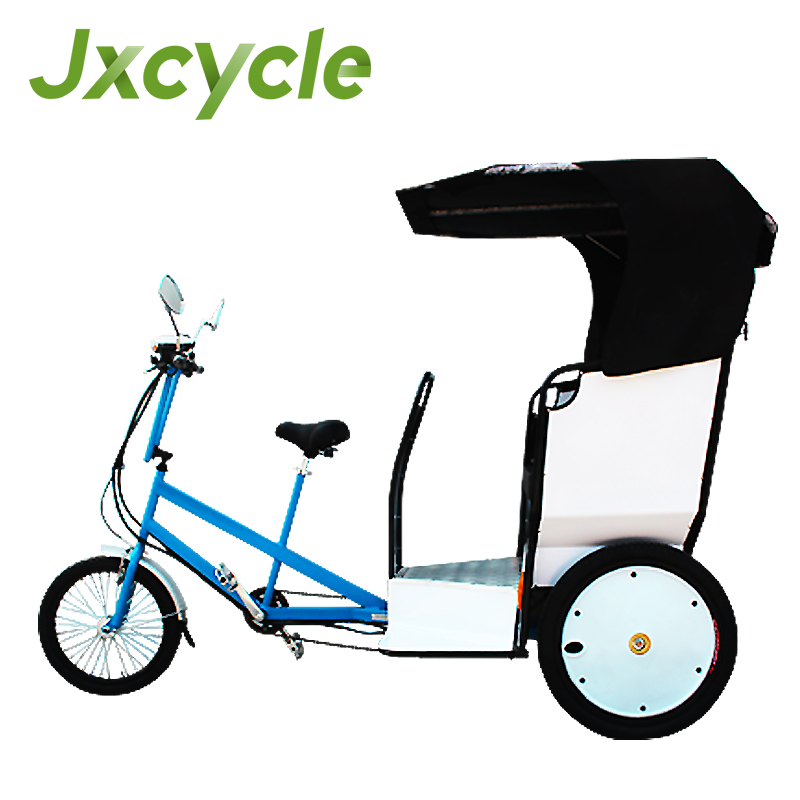 assisted electric rickshaw tricycle