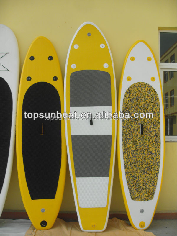 2016 China most popular design longboard surfboard/inflatable stand up paddle board