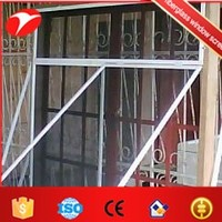 roll up mosquito net colourful fiberglass invisible window screen