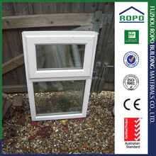 Veka Profile UPVC Windows Pictures, PVC Awning Windows Design