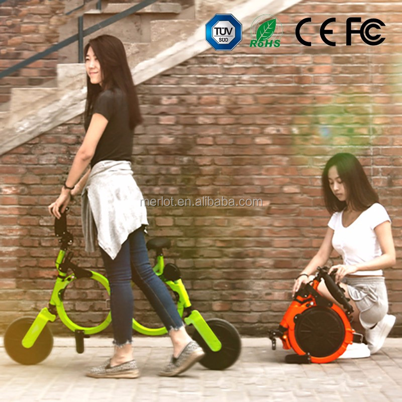High power low price foldable electric scooter