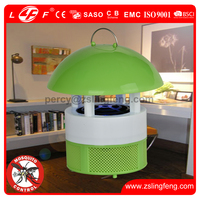 insect killer LED fan mosquito trap mosquitoes lamp smart flying trap