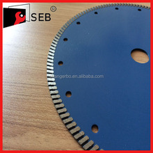 diamond segment cutting blade for granite and marble