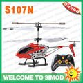 SYMA S107N 3CH Mini RC Toy Helicopter With Gyro IR Control Mini New RC Helicopter