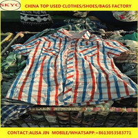 cheap second hand export used clothes in bales UK
