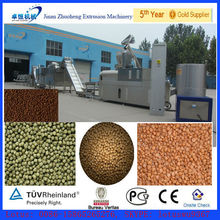 Floating fish feed pellet maker machine