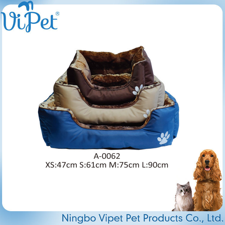Soft Comfortable Cheap And Good Quality handmade dog bed