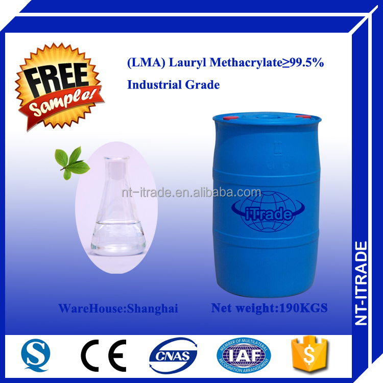 High Quality Lauryl Methacrylate Monomer For Two-component Acrylate Adhensive