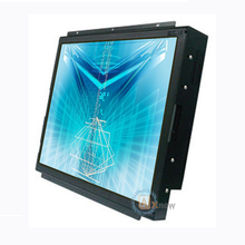 Sunlight Readable 15 Inch IR Touch Screen Monitor with Waterproof Dust Proof