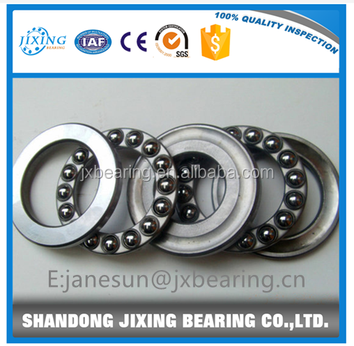 Inch Thrust Bearing / Thrust Ball Bearing 52202,size 15*32*12 mm