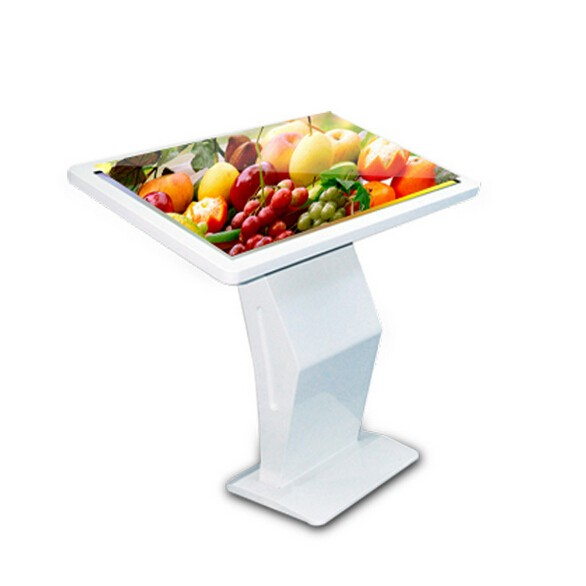 Floor Stand Shop Self Service Digital Ordering Menu
