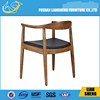 High Quality English Reproduction Wood Antique ArmChair-#A02-M3