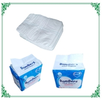 China sanitary supply manufacturer of adult and baby diapers