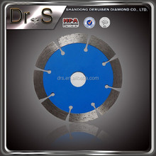 Dr.s sintering diamond saw blade for asphalt/granite