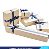 Luxury Craft Gift Box Packaging With