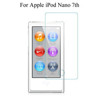 9H Hardness Premium Tempered Glass Screen Protector Real Explosion-proof For Apple iPod Nano 7th