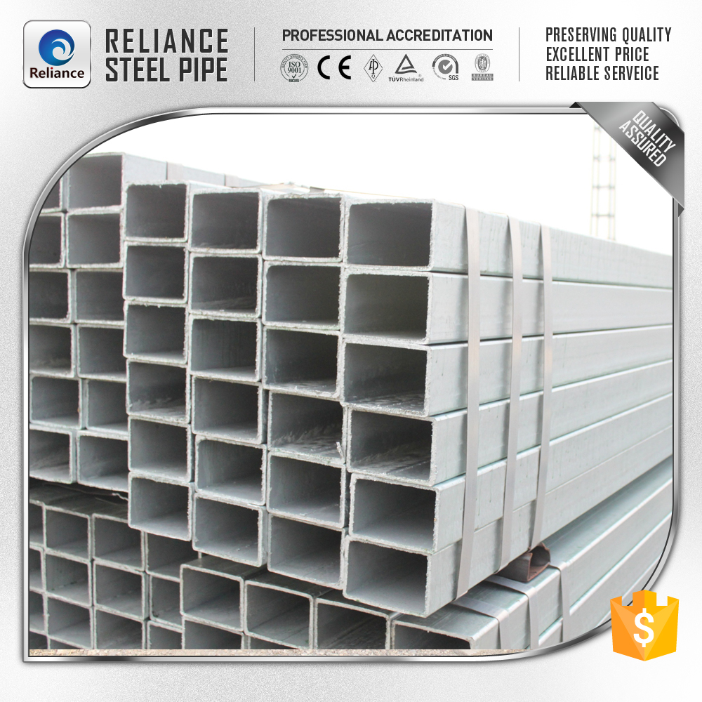 COLD FORMED HOLLOW SECTION RECTANGULAR GALVANIZED STEEL TUBE GATE
