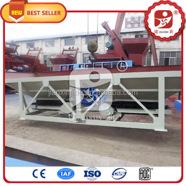 Serviceable Automatic concrete block making machine PL 1200 concrete batching machine for sale with CE approved