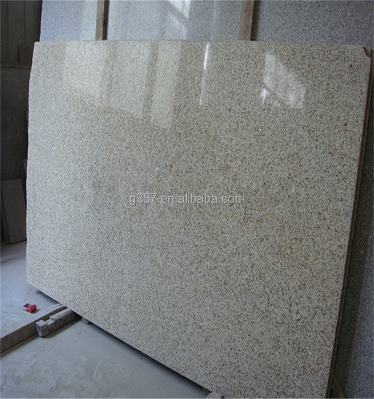 2015 High Quality Chinese Rustic Yellow Granite G682 granite countertop prices