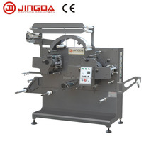 On Run Registration Letterpress Flexo Textile Care Label Washing Label Printing Machine
