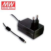 Mean Well 18W 24V 0.75A Power Adapter AC DC Adaptor GS18E24-P1J