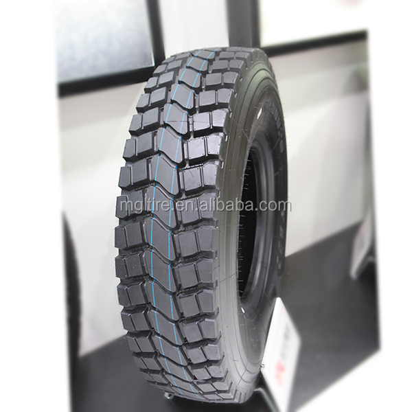 Popular style good price 10.00R20 radial truck tyre