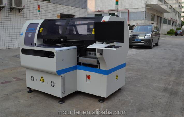 Smt Chip Pick And Place Machineeton e8-1200 Used Smt Machine Automatic Pick And Place Machine,led lamp manufacturing machine