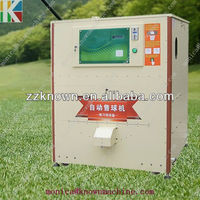 Token/smart card available Golf Ball vending machine