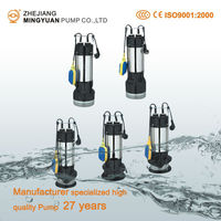 Hot Sale Stainless Steel Impeller Submersible Pump