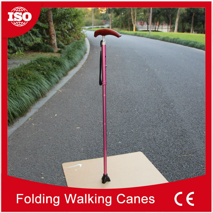OEM ODM factory Beatiful aluminium telescopic cane stool