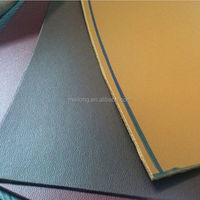 PVC Vinyl Leather Fabric for Automobile Upholstery
