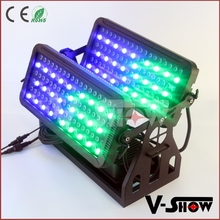 Intertek outdoor lighting color changing led wall washer dj led waterproof wall washer