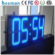 optoelectronic displays 6 digit led countdown timer ph7.62 led display