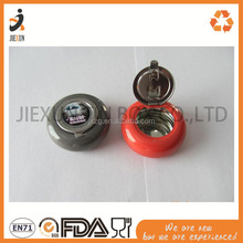 wholesale Tin ashtray, round ashtray ,metal can, OEM ashtray,custom printed tin box,click clack tin metal box