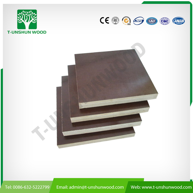 Plastic Coated Film Faced Plywood Manufacturers Indonesia