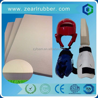 nbr/pvc foam protective clothing for floating life jacket